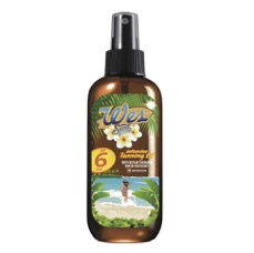 ED21881 Wes Intensive Tanning Oil Spf30